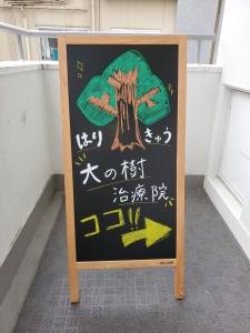 大の樹マークデザイン